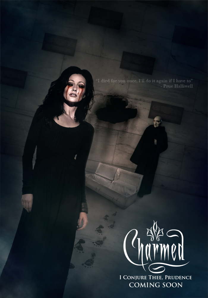Charmed - I Conjure Thee, Prudence Poster 4 by ShiningAllure