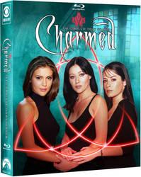 Charmed Season 3 Blu-Ray Cover by ShiningAllure