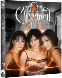 Charmed Blu-ray Cover Season 1 by ShiningAllure