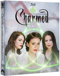 Charmed Blu-ray Cover Season 7 by ShiningAllure