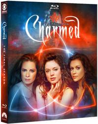 Charmed Blu-ray Cover Season 8 by ShiningAllure