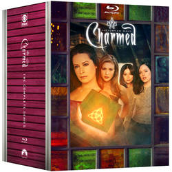 Charmed Blu-ray Complete Series Collection