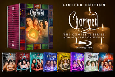 Charmed: The Complete Series (Blu-ray Collection) by ShiningAllure