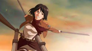Let Me Save You [Mikasa | Shingeki no Kyoujin] by sgcassidy