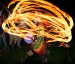 Fire Dancing 10