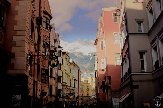 Vanilla sky in Austria (Innsbruck) 4