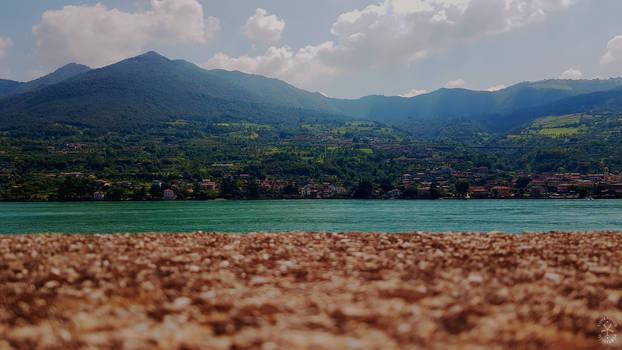 Monte Isola, Lake Iseo ITALY