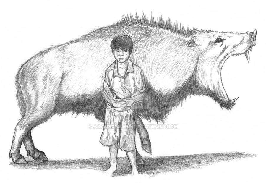 Hell-hog by Asanbonsam