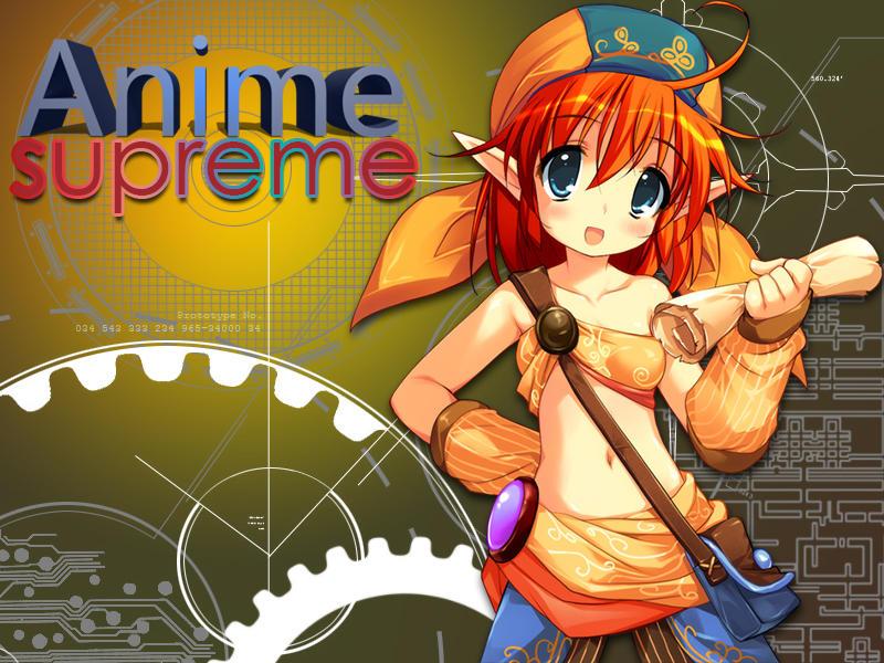 Anime Supreme Wallpaper By Konsumer420 On Deviantart