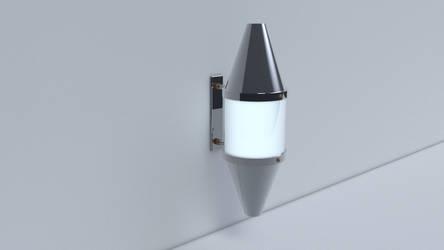 Art Deco Lamp by konsumer420