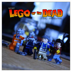Lego Of The Dead - Cover