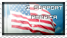 Stamp : I Support America by kaifcsl