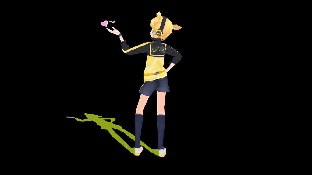 Len Got a Nice Butt by CloakedSchemer-VI