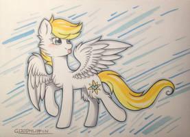 MLP fim: Dreamfly by FoxfromWonderland