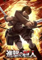 Shingeki no Kyojin by SweetChiel