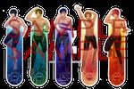 Free! Iwatobi Swimming Club Bookmark