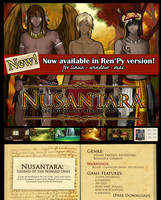 Nusantara: Legend of The Winged Ones, RE-MAKE FIN! by SweetChiel