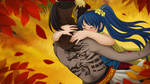 Cg Reksa Hug A by SweetChiel
