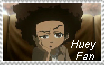 Huey Fan Stamp -Boondocks- by Amane-san