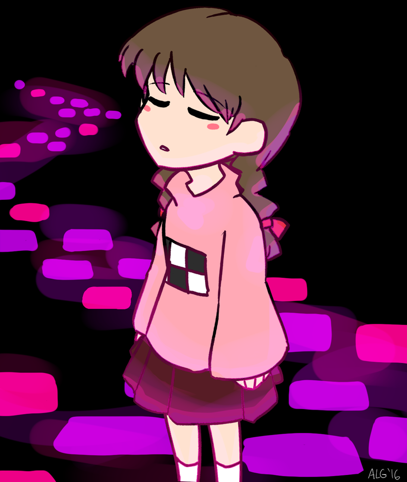 Happy 12th Yume Nikki by Amane-san