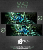 Mad Wall by SFDK