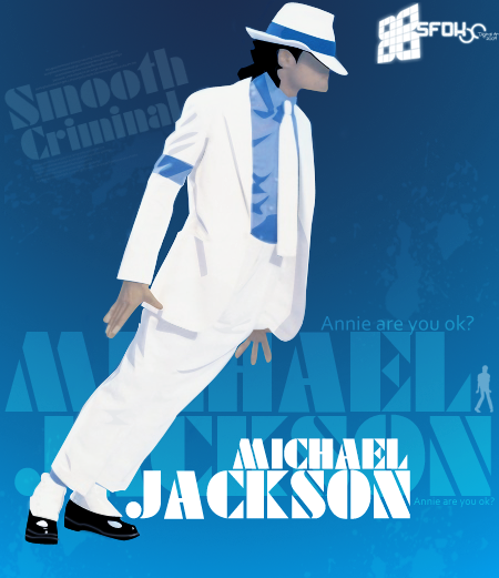 Smooth Criminal Vector by SFDK