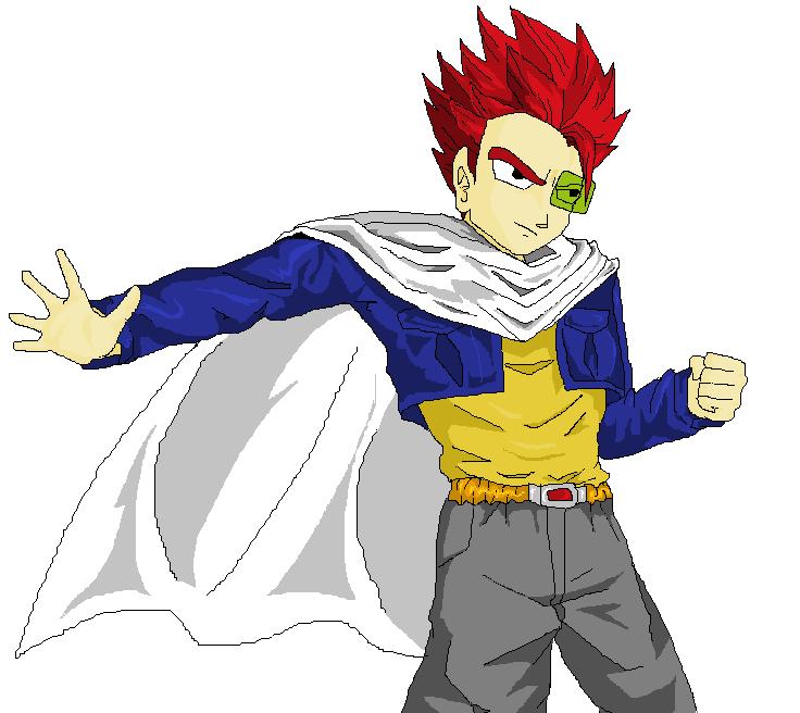 Dragon Ball Xenoverse by Greenneko375