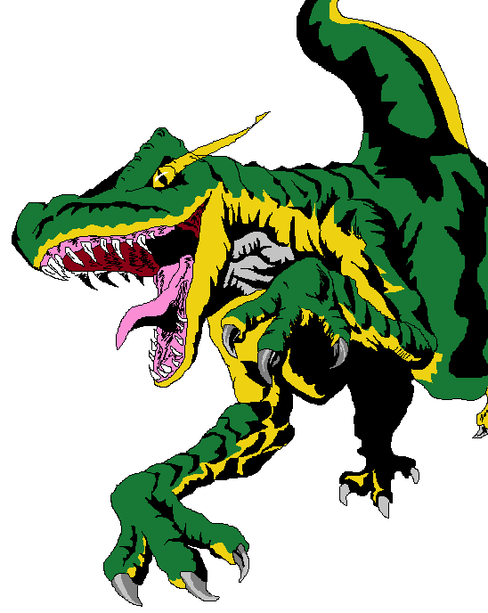 Raptor by Greenneko375