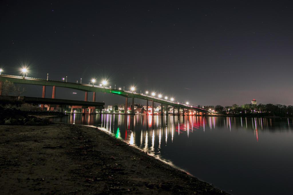 the Navel Academy Bridge by HarrirraH