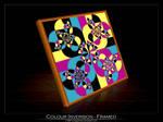 Colour Inversion - Framed