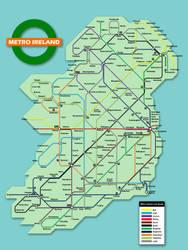 Metro Ireland - WIP