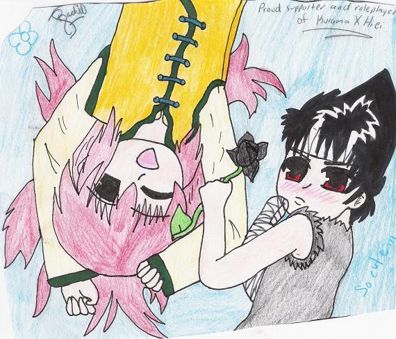 hiei and kurama relationship help