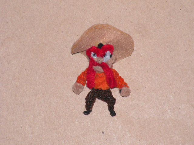 Yosemite Sam by fuzzyfigureguy