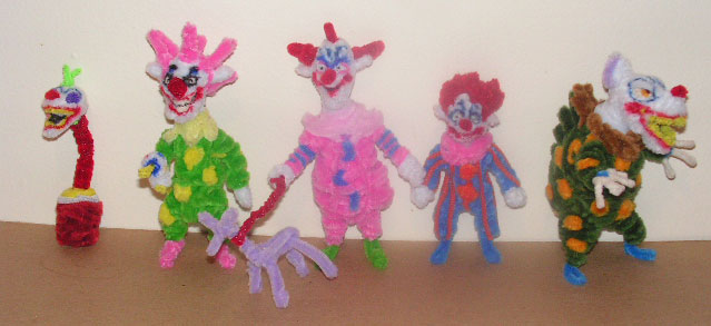 More Killer Klowns from Outer Space by fuzzyfigureguy