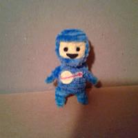 Lego Spaceship guy