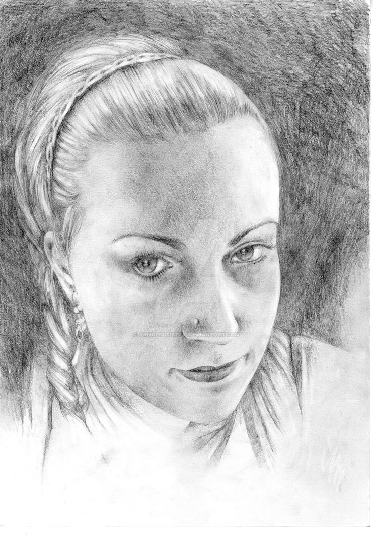 Anita by arnoldcsisztai