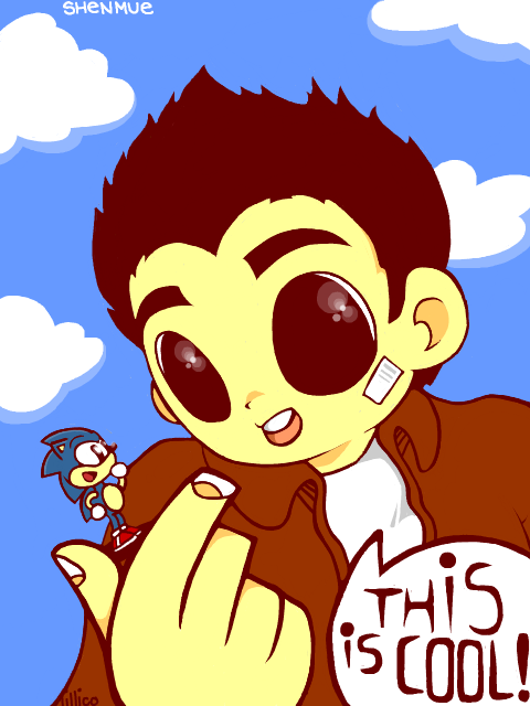 Shenmue by Child-Of-Neglect