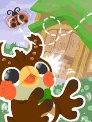 blathers by Child-Of-Neglect