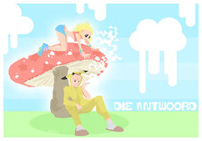 die antwoord by Child-Of-Neglect