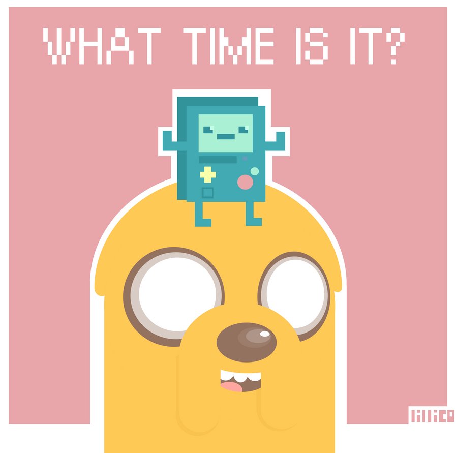 what time is it? by Child-Of-Neglect