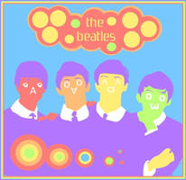 the beatles by Child-Of-Neglect