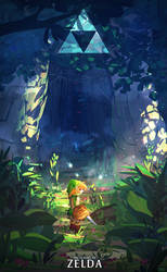 enter the lost woods