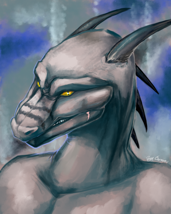 CM: Dhimitry's Temper by EternalDragoness