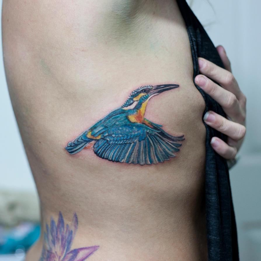 Kingfisher Tattoo