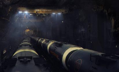 Portal 2: Underground Railway 1