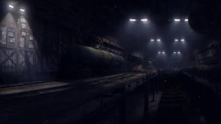 Portal 2: Underground Depot