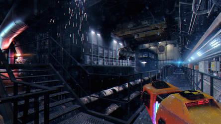Portal 2: Underground Railway 2
