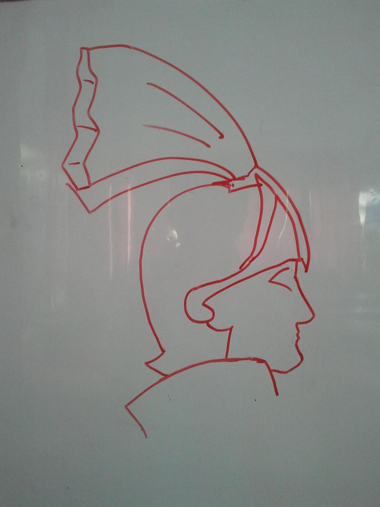 Whiteboard simple draw by joseph mnbc on deviantart for Easy whiteboard drawings