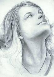 Self Portrait 2005 by Darkenmarr