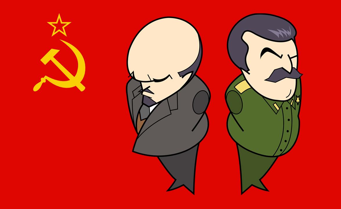 Mao vs stalin